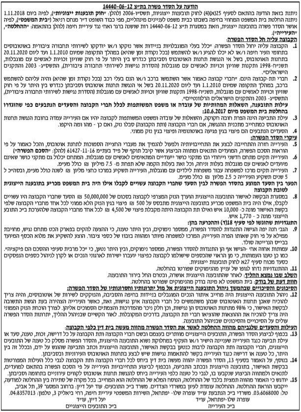 עיריית חיפה 2.12.18